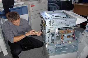 تعمیرات دستگاه فتوکپی کونیکا مینولتا