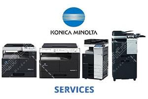نمایندگی تعمیر دستگاه کپی کونیکا مینولتا