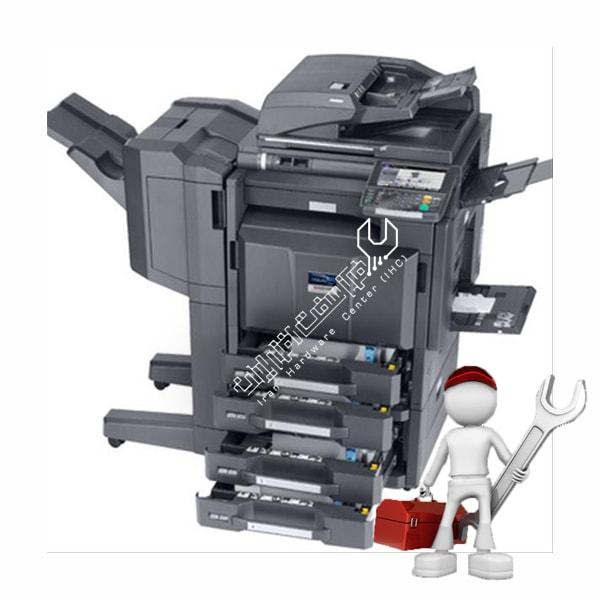 آموزش تعمیر دستگاه کپی