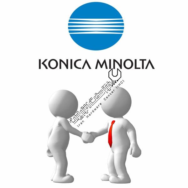 نمایندگی فروش کونیکا مینولتا