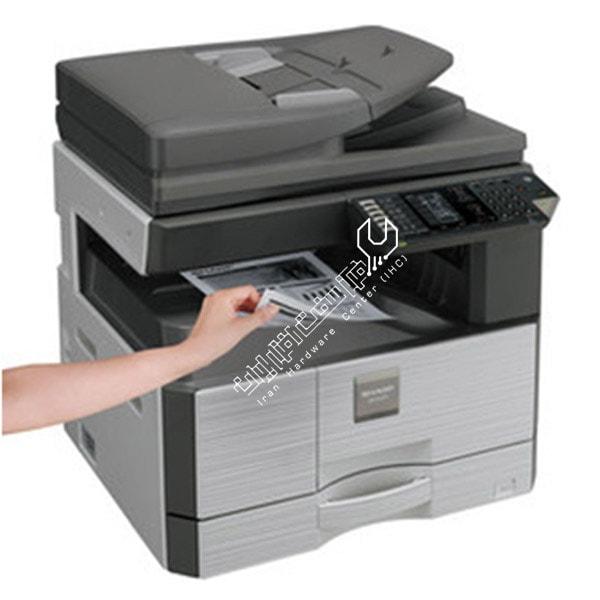 چاپ مستقیم از USB دستگاه فتوکپی