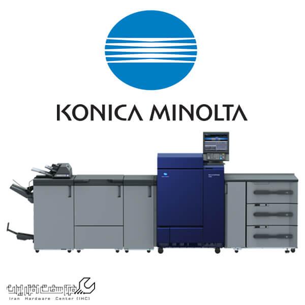 دستگاه کپی کونیکا مینولتا C8000