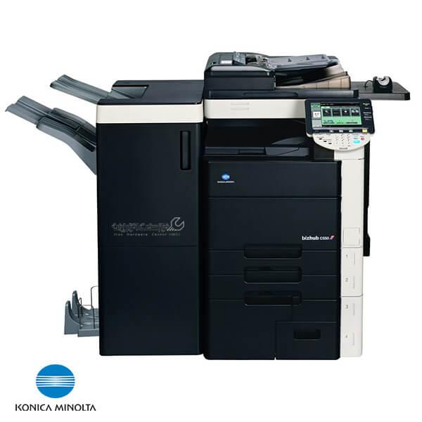 دستگاه کپی کونیکا مینولتا c550