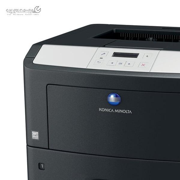 اتصال پرینتر کونیکا مینولتا به وایرلس کامپیوتر