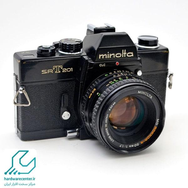 ابزارهای دوربین عکاسی کونیکا مینولتا