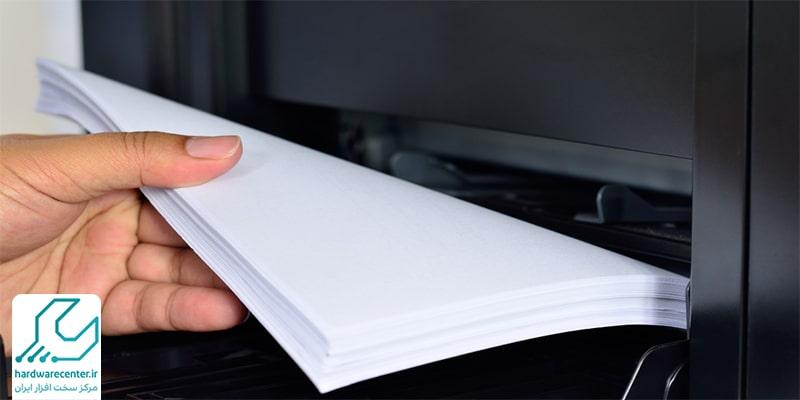 کاغذ مناسب برای دستگاه کپی